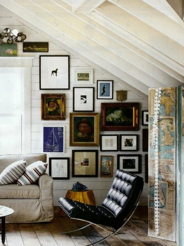 office gallery wall inspiration